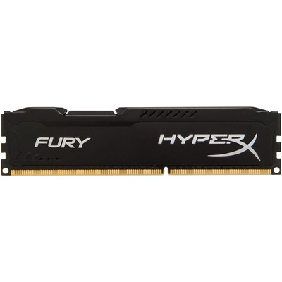 KINGSTON HX318C10FB/4 Kingston 4GB 1866MHz DDR3 CL10 DIMM HyperX Fury Black Series