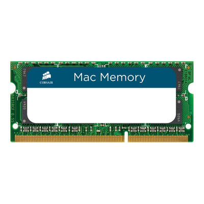 CORSAIR CMSA16GX3M2A1600C11 Corsair 2x8GB 1600MHz DDR3 CL11 SODIMM Apple Qualified, Mac Memory