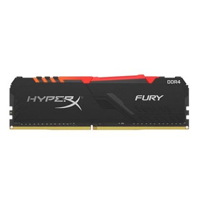 KINGSTON HX430C15FB3A/16 Kingston HyperX FURY 16GB 3000MHz DDR4 CL15 DIMM RGB