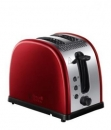 Toster RUSSELL HOBBS - 21291-56 Legacy Red