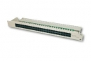 Patch panel Digitus ISDN 19´´ 50-portowy