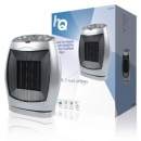 Ceramic Fan Heater 750 & 1500 W Grey