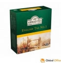 AHMAD TEA ENGLISH TEA NO1 100TB