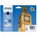 Tusz Epson T7031 do WP-4015/4025/4095/4515/4525/4535 | 1 200 str. | black