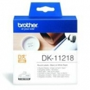 Etykieta Brother do QL-500/550/560/650/1050/1060N | 24mm DK-11218