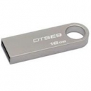 Kingston pamięć DataTraveler SE9 | USB 2.0 | 16GB | silver