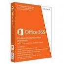 Microsoft Office 365 Home Premium Polish, 1 Year Subscription - Box