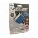 4World Adapter USB 2.0 do LPT Centronics