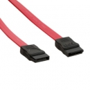 4World Kabel HDD | SATA 3 | ATA-Serial ATA | 45cm | czerwony