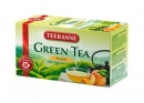 HERBATA TEEKANNE (20) GREEN TEA PEACH