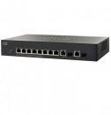 Cisco SG300-10MPP 10-port Gigabit Max PoE+ Managed Switch